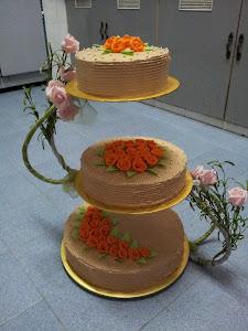 kek coklat moist..250rm