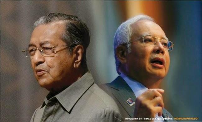 Najib akan kalah Pilihan Raya Umum ke 14