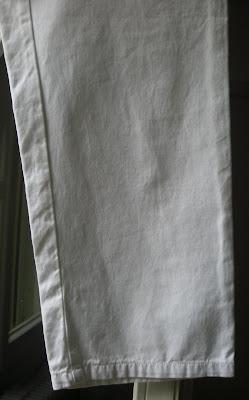 PRINTEMPS - Pantacourt blanc - T42 - NEUF