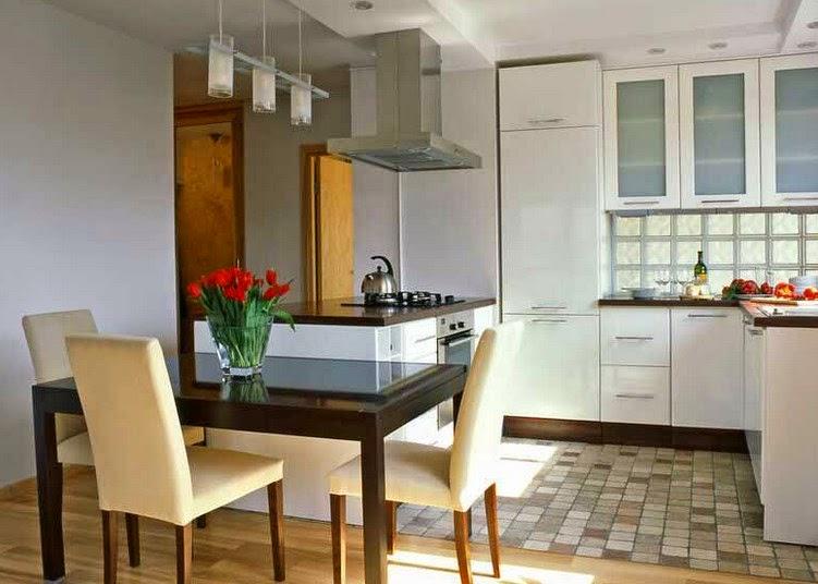 desain interior dapur rumah minimalis