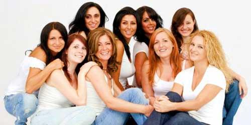 problema autoestima grupo chicas