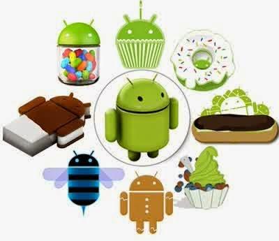 Versi Android dari Awal Sampai Sekarang