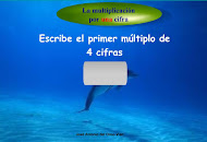 Multiplicación 1 cifra