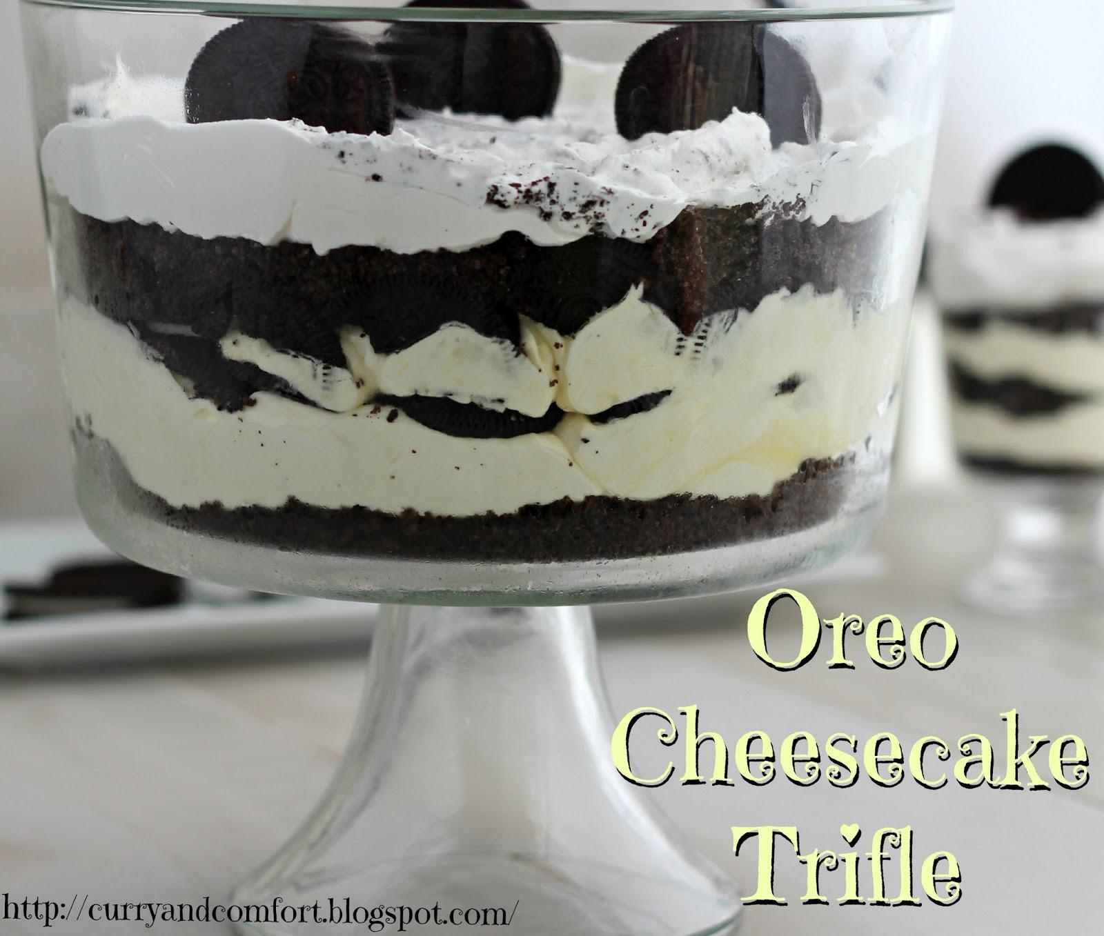 Recipe for oreo cream cheese cake