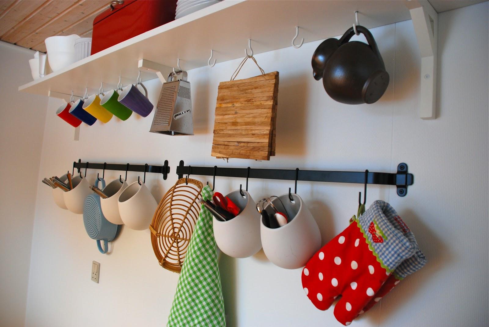 Bodil stylisten: et lille te køkken