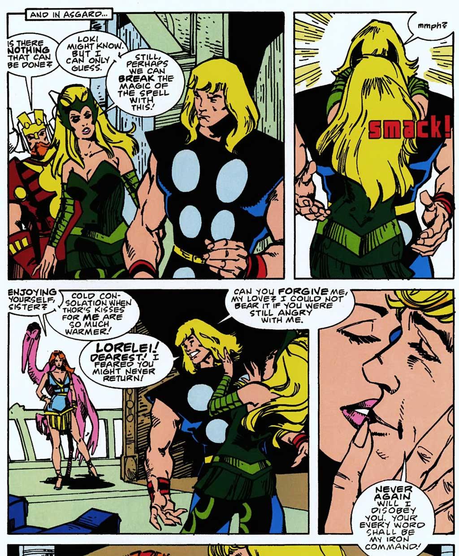 Thor Like Characters Asgardian Characters Like