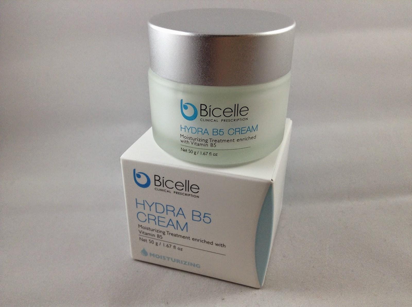 >> 超薄補水鎖水霜*Bicelle Hydra B5 Cream 全效維他命 B5 補濕霜