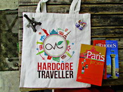 Hardcore Traveller Tote bag