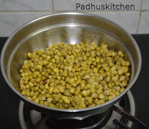 cooked cherupayar