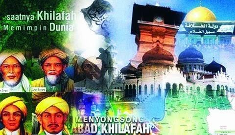 demikian petuah bijak yang mengajarkan kepada kita semoga tak lupa kepada riwayat atau seja Jejak Syariah dan Khilafah di Sumatera