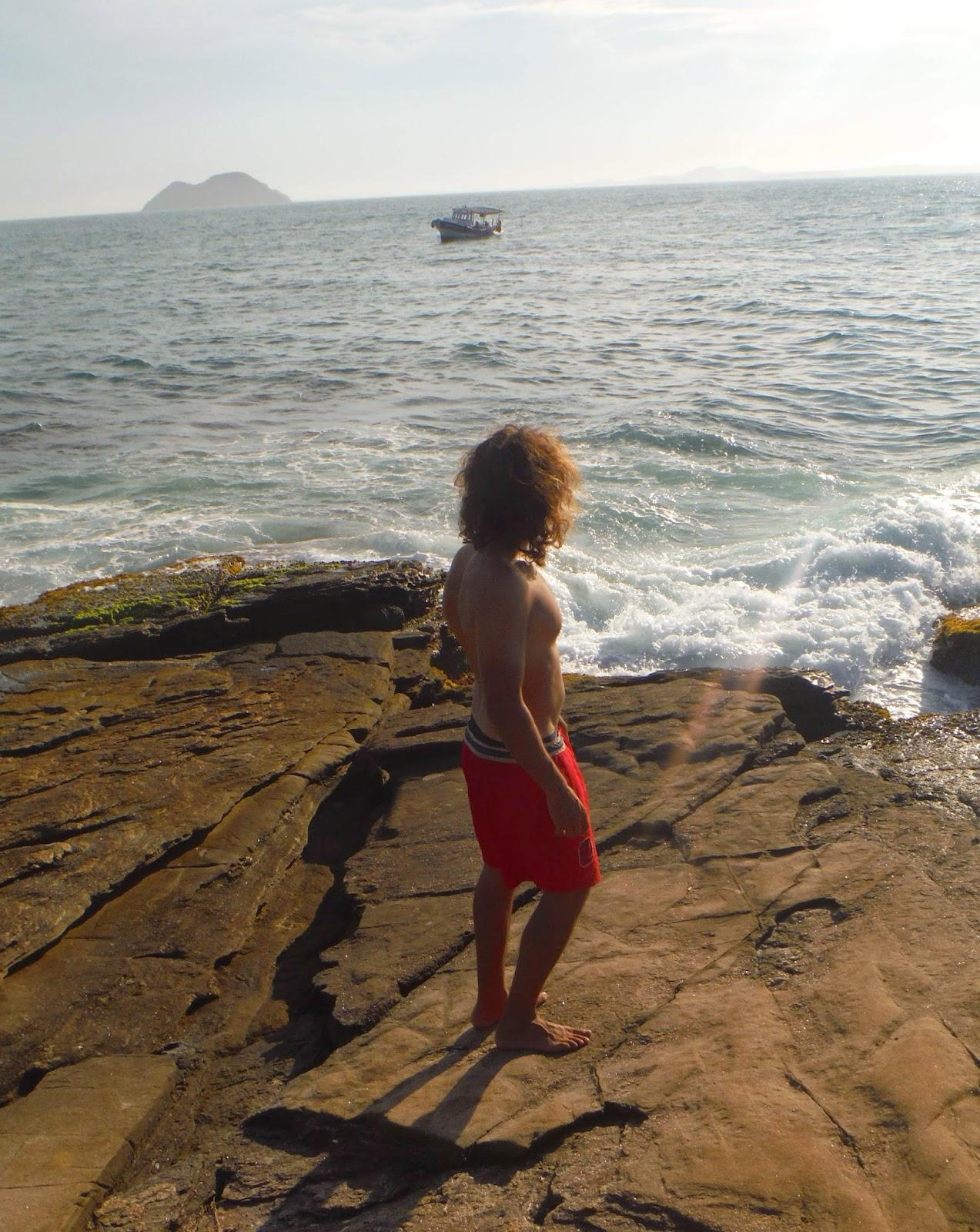 Playa de Azedinha, Buzios