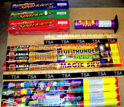 Fireworks Discovered at MYR