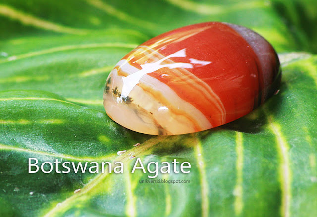 Batu permata Akik Botswana