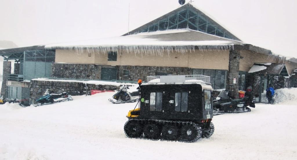 Australian alpine oversnow equipment argo