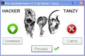 New Pro facebook hack v1.9 by Hacker Tanzy