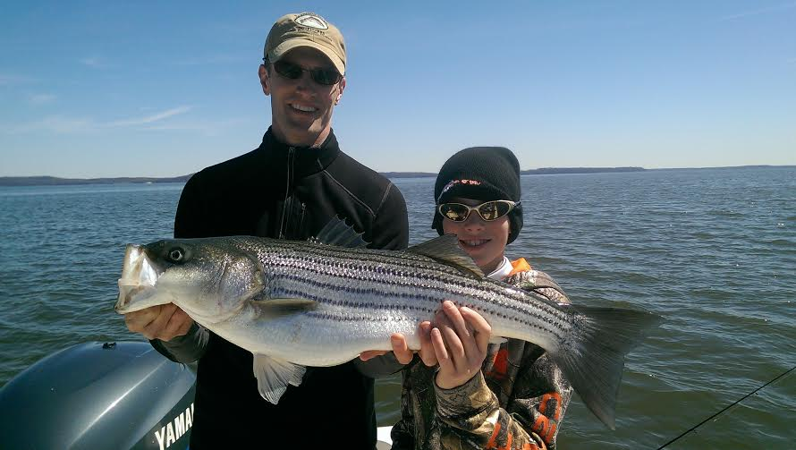 Lew's Fly Angler - Chesapeake Bay and Gunpowder River Maryland Fly Fishing Guide: March fishing ...