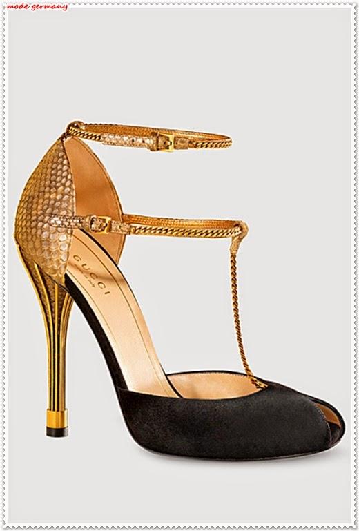 Damenschuh Kollektion 2014 von Gucci