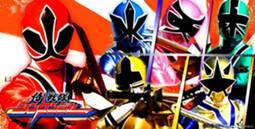assistir - Samurai Sentai Shinkenger - Episódios - online