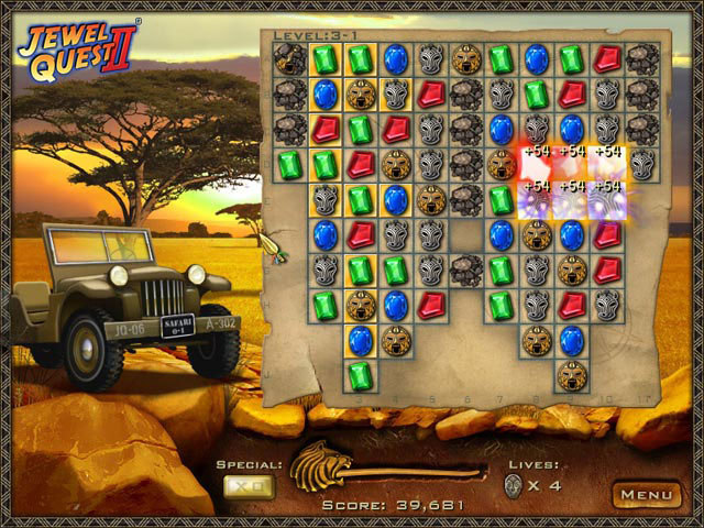 Game Jewel Quest 2