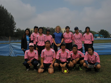 Chiangmai Youth Softball Team
