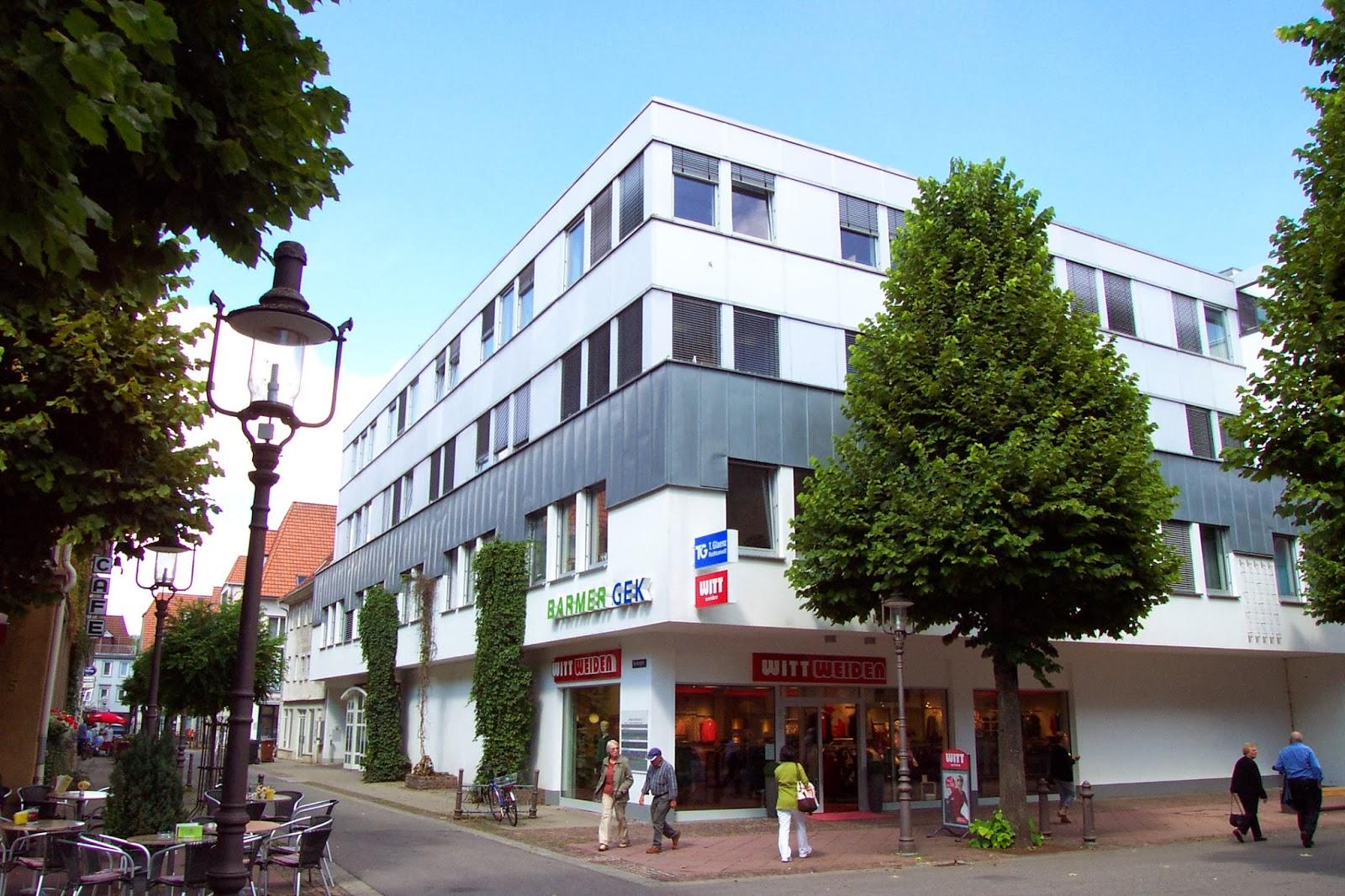 Tuttlinger Heimatblog: Geschäftshaus in der Königstraße