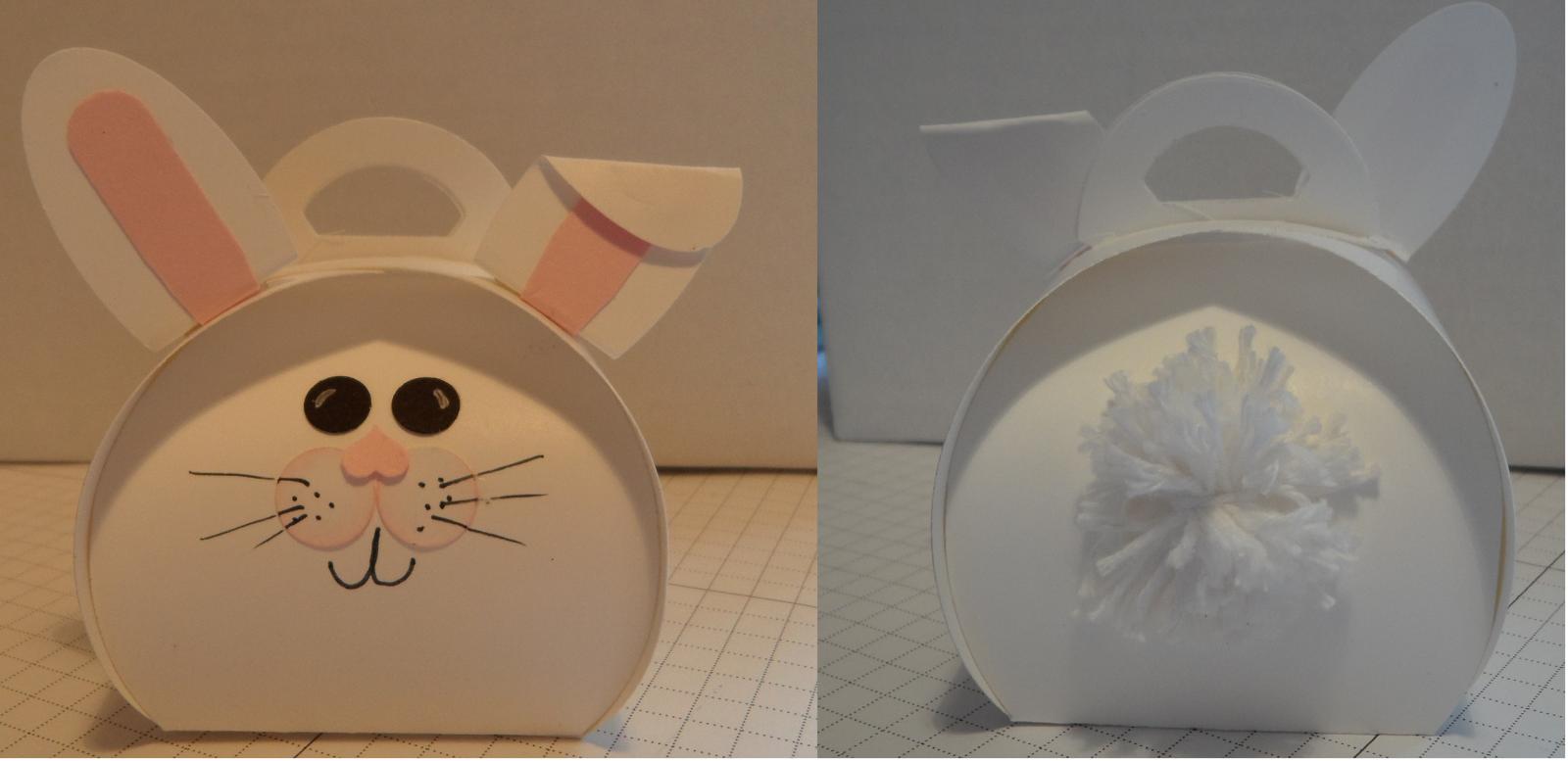 Sams sentiments easter bunny curvy keepsake gift box easter bunny curvy keepsake gift box negle Gallery