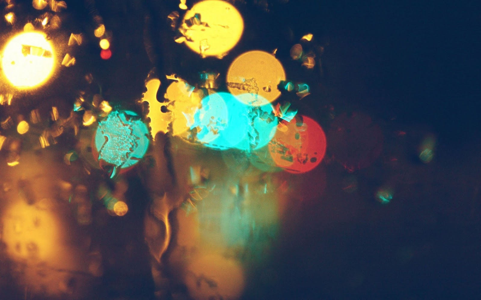 string lights orange hd wallpaper - photo #44