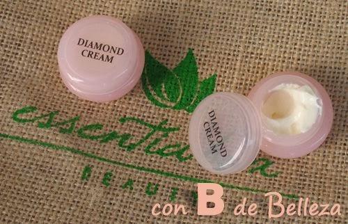 Diamond cream de Thermal teide cosmetics