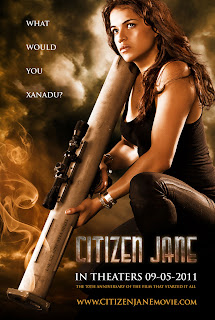 Ciudadana Jane Poster