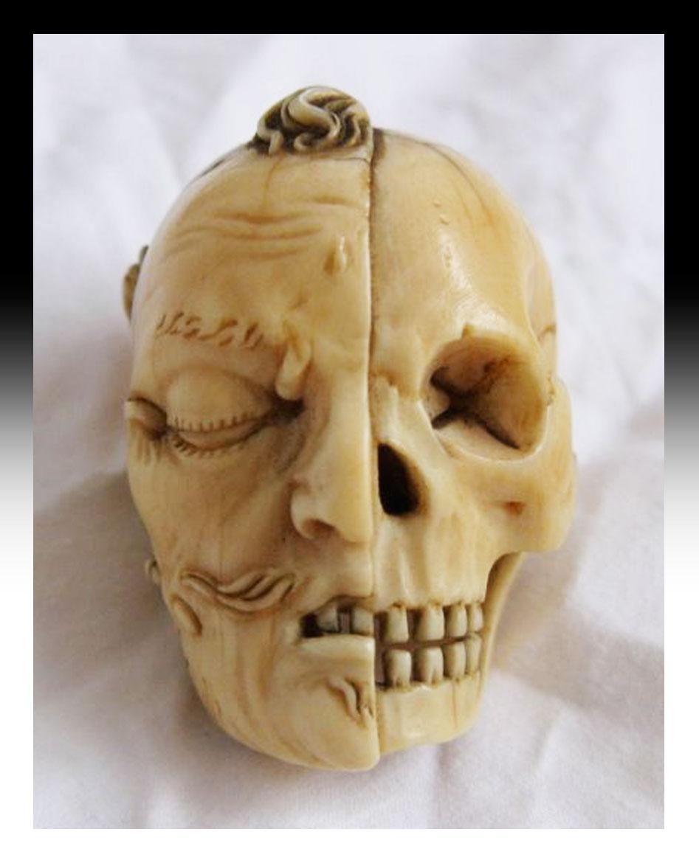 curiosit s du monde blog object of the month skull rosary bead objet du mois grain de. Black Bedroom Furniture Sets. Home Design Ideas