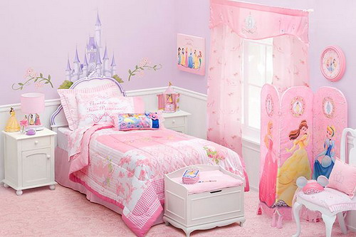 Good tips on how to design the perfect princess room decor for Princess style bedroom ideas