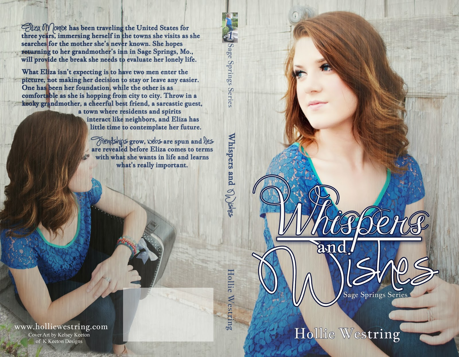 Whispers and Wishes Book Jacket