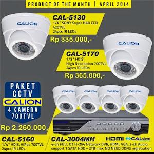 Promo Bulan April 2014
