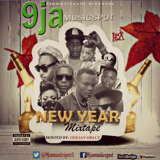 MIXTAPE: Dj Orlly - New Year Mixtape
