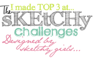 ♥ Januar 2014 bei The Sketchy Challenges ♥