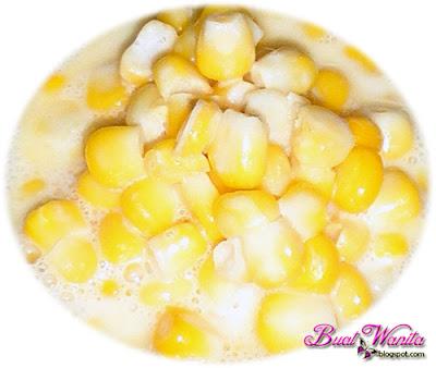 Resepi Mudah Jagung Manis Keju / Sweet Cup Corn Cheese. Cara Buat Jagung Manis Keju / Sweet Cup Corn Cheese Sedap Simple Senang