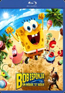 Bob Esponja 2: Un Héroe Fuera Del Agua (2015) DVDRip Latino