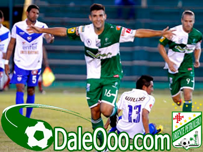 Oriente Petrolero - Danny Bejarano - Danilo Carando - Oriente Petrolero vs San José - DaleOoo.com página del club Oriente Petrolero