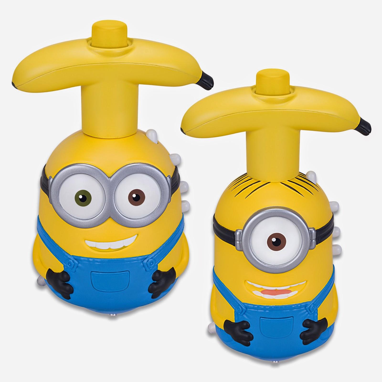Minion Toys And Games : The mommy s guide minions moooooovie toy fair