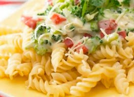 Pasta Saus Brokoli