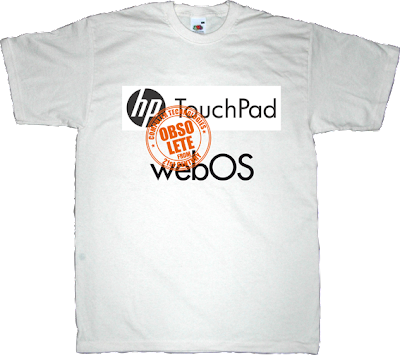 hp hewlett-Packard obsolete OCTFTC apple ipad iphone t-shirt ephemeral-t-shirts