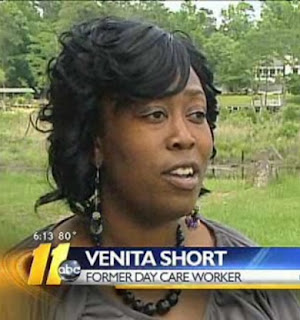 Venita Short, Daycare Worker Fired For Being Pregnant