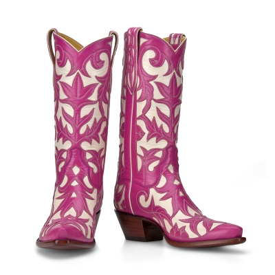 Cowboy Boots Pink1