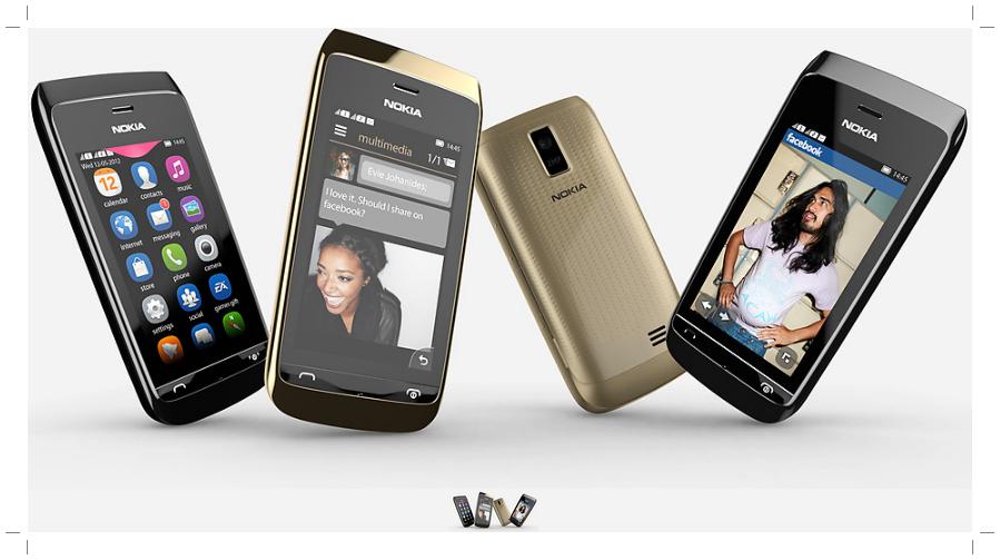 Harga dan Spesifikasi Fitur Lengkap Nokia Asha 308