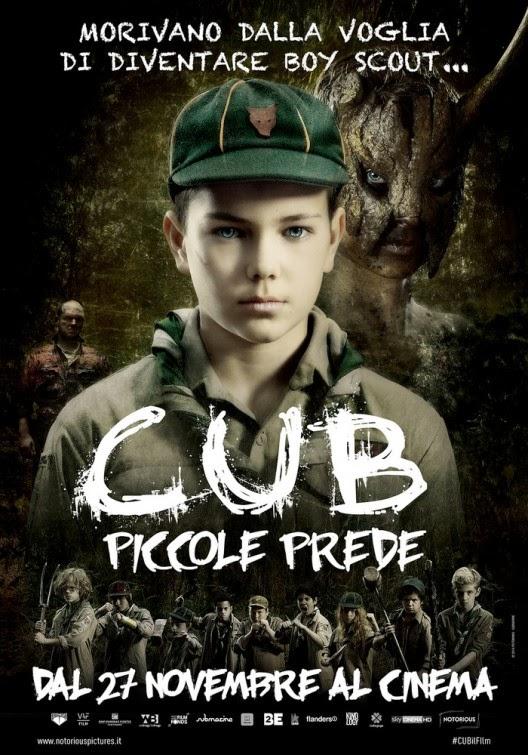 Cub (film) Cub Teaser Trailer
