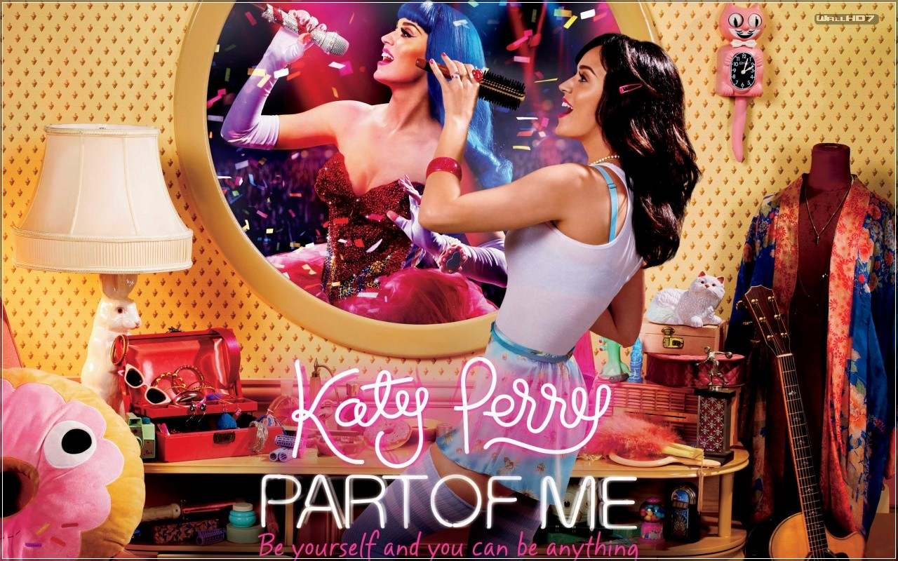 Katy Perry Part of Me (2018) Wallpaper for Download