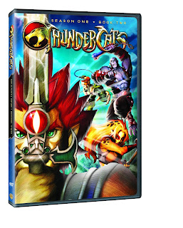 Thundercats 2011 Release on Thundercats Season One   Book Two Dvd Official Press Release