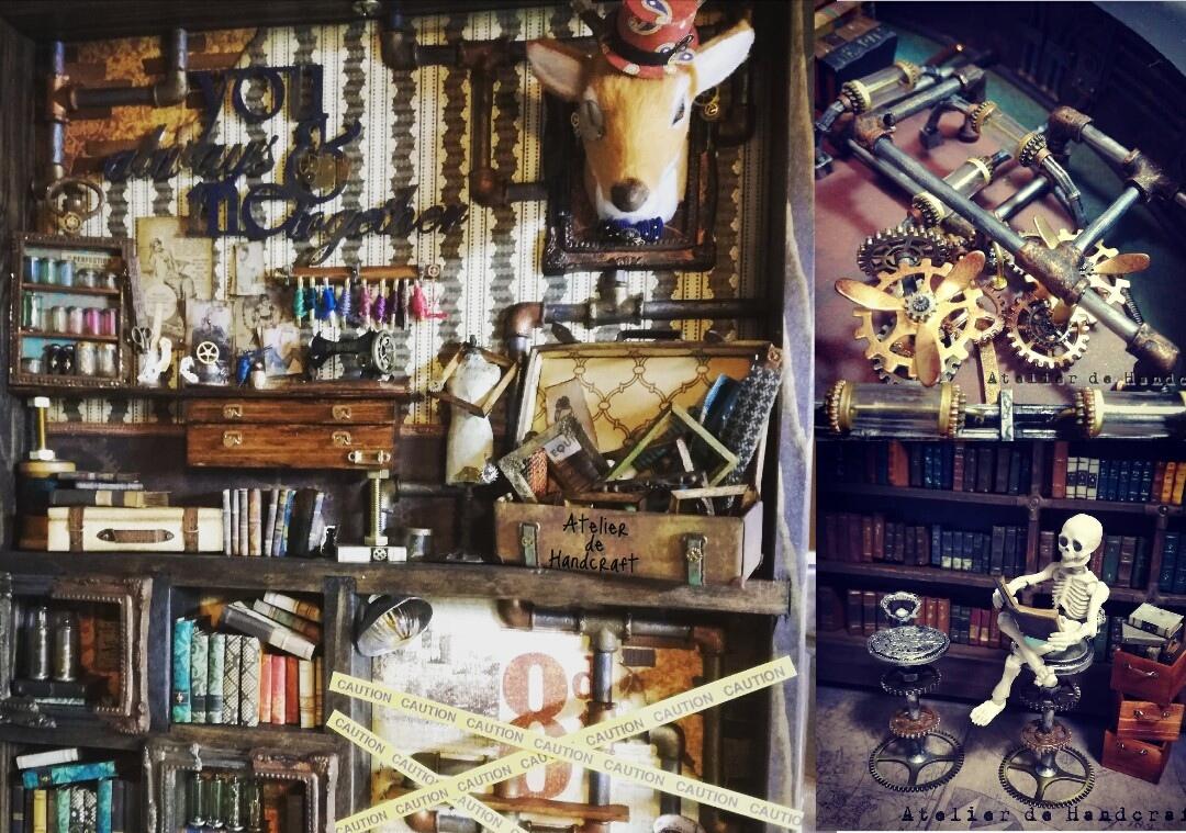 Atelier de Handcraft