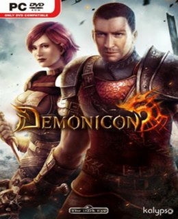 The Dark Eye: Demonicon PC Box