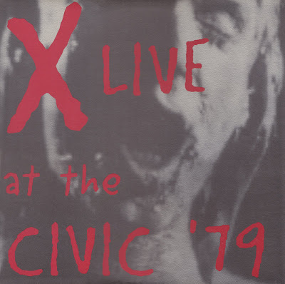 X-Live at the Civic \'79